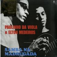 Front View : Paulinho Da Viola E Elton Medeiros - SAMBA NA MADRUGADA (180G LP) - Polysom (Brazil) / 333361