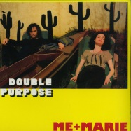 Front View : Me + Marie - DOUBLE PURPOSE (LP + MP3) - Blanko Musik / 19075867121