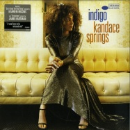 Front View : Kandace Springs - INDIGO (LP) - Blue Note / 602567218784