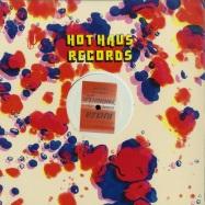 Front View : DJ Clea - FANTASY EP - Hot Haus / Hotshit042