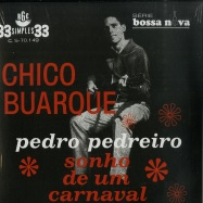 Front View : Chico Buarque De Hollanda - PEDRO PEDREIRO / SONHO DE UM CARNAVAL (7 INCH) - Polysom (Brazil) / 332497