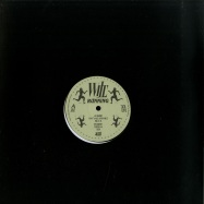 Front View : WILT - RUNNING - The Chaud Records / TCR002