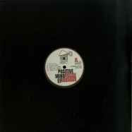 Front View : Chris Stussy - POSITIVE MIND EP - House Puff / HPF007