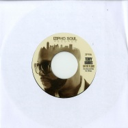 Front View : Terry Harris - ON THE FLOOR / IT NEVER RAINS (7 INCH) - Izipho Soul / ZP19