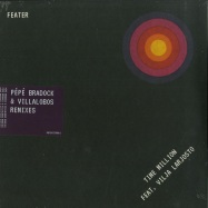 Front View : Feater - Time Million Feat. Vilja Larjos - PEPE BRADOCK & VILLALOBOS REMIXES - Running Back / RBFEATERRMX1