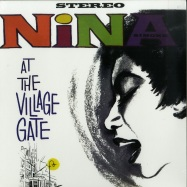 Front View : Nina Simone - AT THE VILLAGE GATE (LP) - Wax Love / WLVLP82121 / 00132679