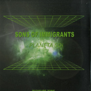 Front View : Sons Of Immigrants - PLANETA SOi (2x12 INCH) - Pleasure Zone / PLZ002LP