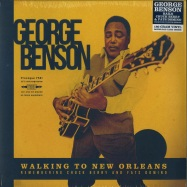 Front View : George Benson - WALKING TO NEW ORLEANS (180G LP + MP3) - Provogue / PRD75811 / 819873018643