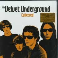 Front View : The Velvet Underground - COLLECTED (180G 2LP) - Music on Vinyl / MOVLP1960