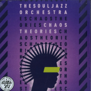 Front View : The Souljazz Orchestra - CHAOS THEORIES (LP) - Strut / STRUT208LP / 05180001