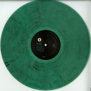 Front View : Various Artists - TIME TRAVEL (GREEN MARBLED VINYL) - Binary Cells / BCS006