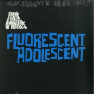 Front View : Arctic Monkeys - FLUORESCENT ADOLESCENT (LTD 7 INCH + MP3) - Domino Records / RUG261