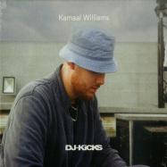 Front View : Kamaal Williams - DJ-KICKS (CD, MIXED) - !K7 / K7388CD / 05182752