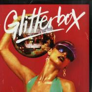 Front View : Various Artists - GLITTERBOX - HOTTER THAN FIRE, PART 1 (2LP) - Defected - Glitterbox / DGLIB22LP1