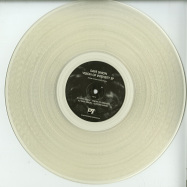 Front View : Dave Simon - VISION OF INTENSITY EP (CLEAR 180G VINYL) - Proper Techno Tunes / PTT006