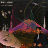 Front View : Various Artists (compiled Americo Brito & Arp Frique) - RADIO VERDE (2LP) - Colourful World / CW 003 LP
