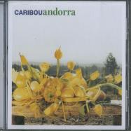 Front View : Caribou - ANDORRA (CD) - City Slang / slang0683208