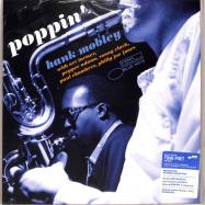 Front View : Hank Mobley - POPPIN (TONE POET VINYL) (LP) - Blue Note / 7791272
