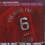 Front View : Mike R. Max - LIKE THIS / NASTY - Sneakers Freaks Club / BSC014