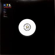 Front View : K.T.S. - INSURRECCION (2X12 INCH) - Tensal / TENSALLTD002