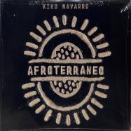Front View : Kiko Navarro - AFROTERRANEO (LP) - Wonderwheel / WONDERLP43V
