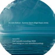 Front View : John Beltran - BEST & REMIXED - Astrolife / Astro LTD3