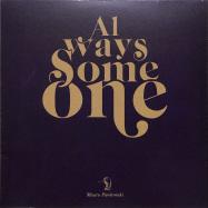 Front View : Mauro Pawlowski - ALWAYS SOMEONE / SPOTLIGHT (LTD GOLD SWIRL 7 INCH) - Unday / UNDAY12SIN