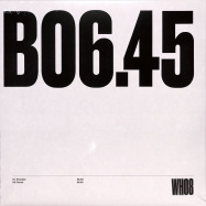 Front View : Unknown Artist - WH08 - Withhold / WITHHOLD08