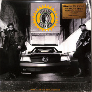 Front View : Pete Rock & C.L. Smooth - MECCA AND THE SOUL BROTHER (2LP, COLOURED 180 GR) - Music On Vinyl / MOVLP1633C