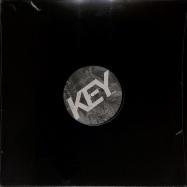 Front View : Eric Fetcher - KRELL LAB PT. I (VINYL ONLY) - Key Vinyl / KEY020A