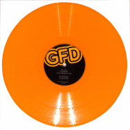 Front View : Guy From Downstairs - GFD002 (ORANGE TRANSPARENT / VINYL ONLY) - GFD / GFD002C