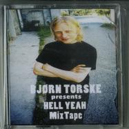 Front View : Bjorn Torske - BJORN TORSKE PRESENTS HELL YEAH MIXTAPE (TAPE / CASSETTE) - Hell Yeah / HYRBTK7