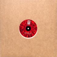 Front View : Ruffneck Prime / Ad Nauseam / Jack Wax - RED EYE EP (WHITE VINYL) - Zodiak Commune Records / ZC023