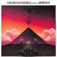 Front View : Various Artists - CROSSTOWN REBELS PRESENTS SPIRITS IV (2LP) - Crosstown Rebels / CRMLP045