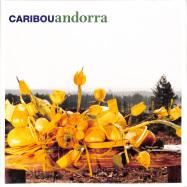 Front View : Caribou - ANDORRA (LP+MP3) - City Slang / SLANG1047981