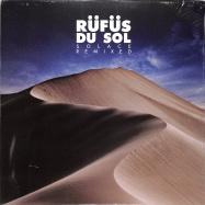 Front View : Rufus Du Sol - SOLACE REMIXED (B-Stock 2LP) - Rose Avenue / Reprise / 093624900214