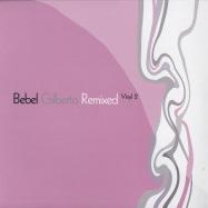 Front View : Bebel Gilberto - REMIXED VINYL 2 - Ziriguiboom Zboom134