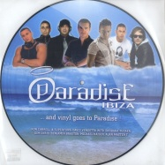 Front View : Various Artists - PARADISE IBIZA (PICTURE DISC) - Paradise100