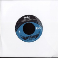 Front View : Hero No. 7 vs Mash & Munkee - KEEPING IT REAL? (7 INCH) - Hero Records / hr002s