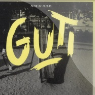 Front View : Guti - PATIO DE JUEGOS (CD) - Desolat / DESOLATCD004