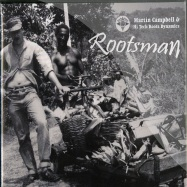 Front View : Martin Campbell - ROOTSMAN (CD) - Channel One / logcd010