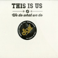 Front View : Chopstick & Johnjon - ROOTS EP (FEAT. SIGNALJACKER) - Suol / Suol048-6