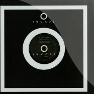 Front View : Ilario Liburni - BENGAL EP - Invade Records / INV002