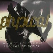 Front View : M.A.N.D.Y. & DJ T. - TEN YEARS GET PHYSICAL (2XCD) - Get Physical Music / GPMCD056