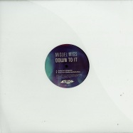 Front View : Miguel Migs - DOWN TO IT - Salted Music / SLT071