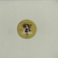 Front View : Echonomist - DEFEATED E.P. - Memento Records / MEMENTO026