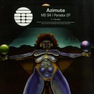 Front View : Azimute - PARADOX EP - Transmat / MS 94