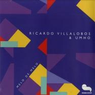 Front View : Ricardo Villalobos & Umho (Ricmho) - MELO DE MELO (180G VINYL ONLY) - Drumma Records / Drumma015