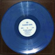 Front View : DJ Joe Lewis - CHANGE REACTION (REPRESS BLUE VINYL) - Clone Classic Cuts / C#CC029