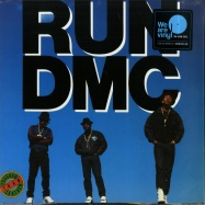 Front View : Run DMC - TOUGHER THAN LEATHER (180G LP + MP3) - Sony Music / 889854382513